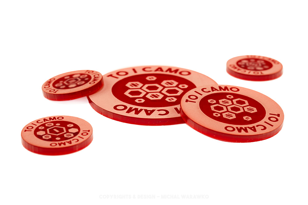 A 011 – TO / Camo Tokens