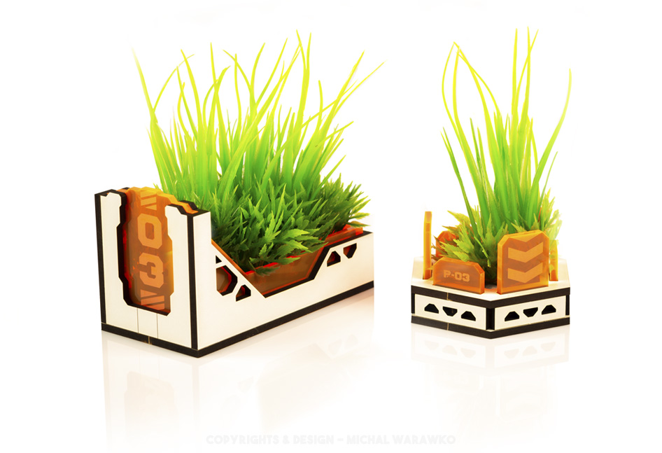 SF 029 – Planter Set